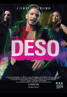 The Deso MAFMAD 2012 film poster
