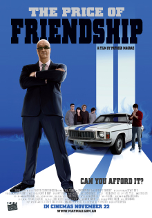 The price of friendship movie poster